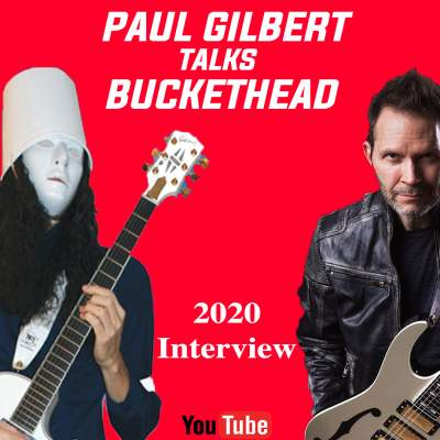 Paul Gilbert Buckethead