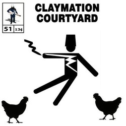 Claymation Courtyard