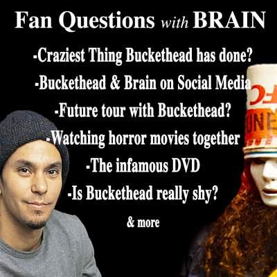 Craziest Buckethead