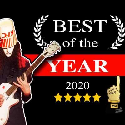 Buckethead best of 2020
