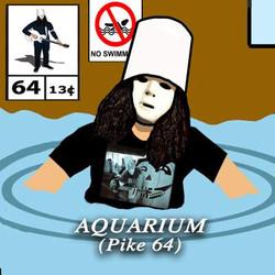 Buckethead Aquarium