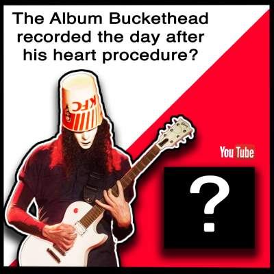 Buckethead Heart album