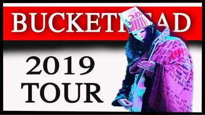 Buckethead 2019 Tour Recap