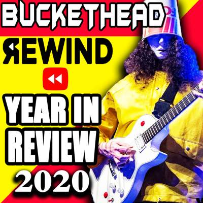 Buckethead Year in Review 2020
