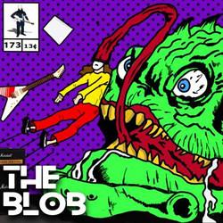 Buckethead vs the Blob