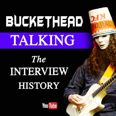 Buckethead interview