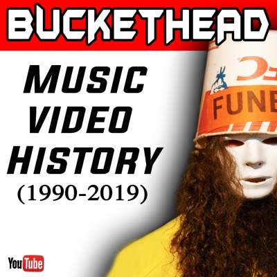Buckethead Music Video History