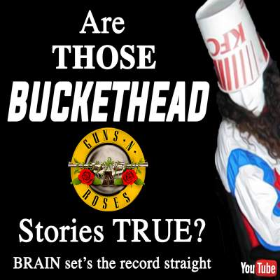 Buckethead Tom Zutaut