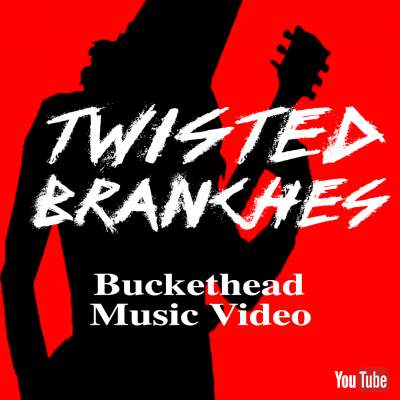 Twisted branches buckethead