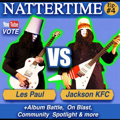 Les Paul vs Jackson