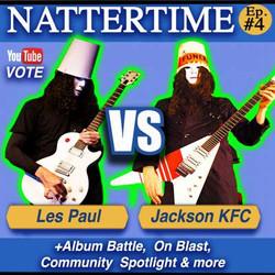 Les Paul vs Jackson