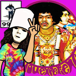 Buckethead Hendrix
