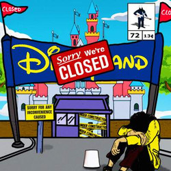 Buckethead closed attractions