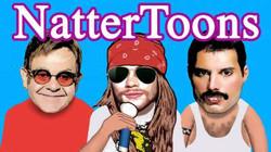 NatterToons Ep3 Axl Elton John