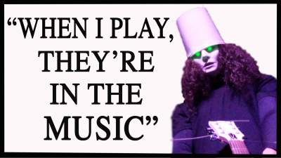 Buckethead Parents