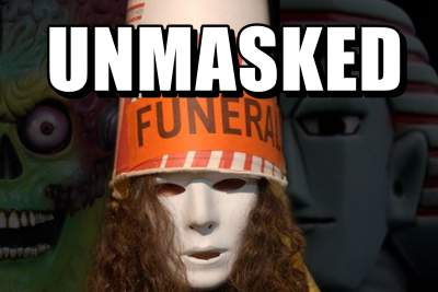 Buckethead Unmasked - Who is Buckethead.