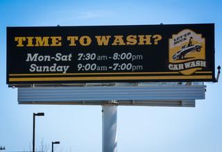 Let Er Buck Car Wash