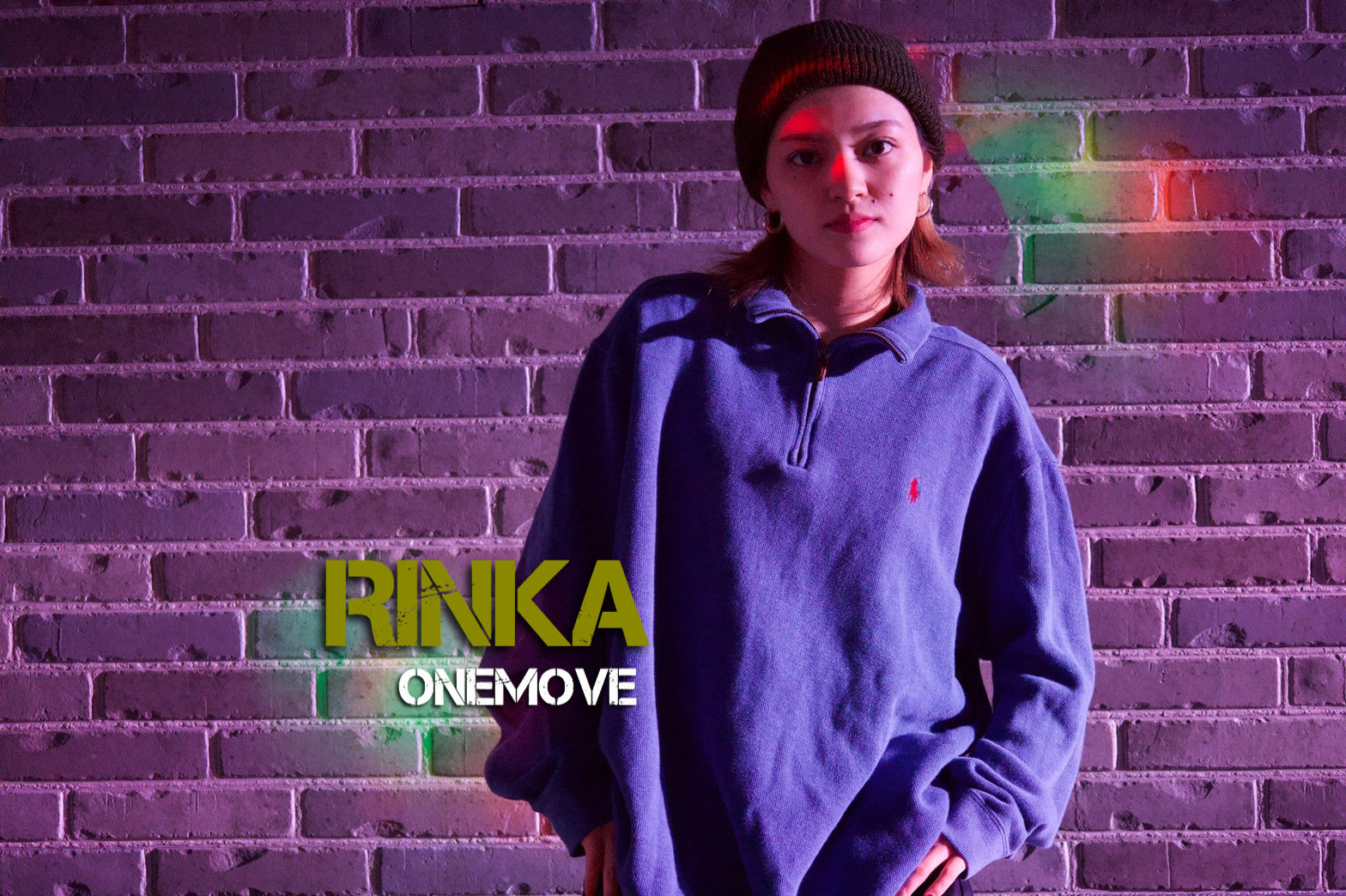 RINKA先生のKIDS初級クラス体験レッスン申し込み(日) HIPHOP