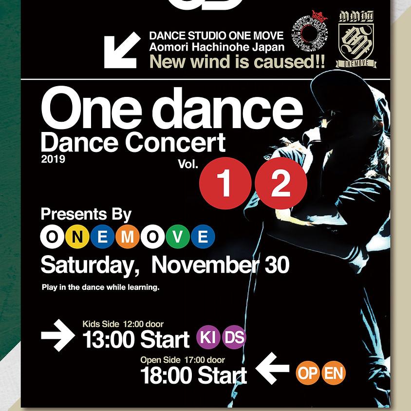 ONE DANCE VOL.12