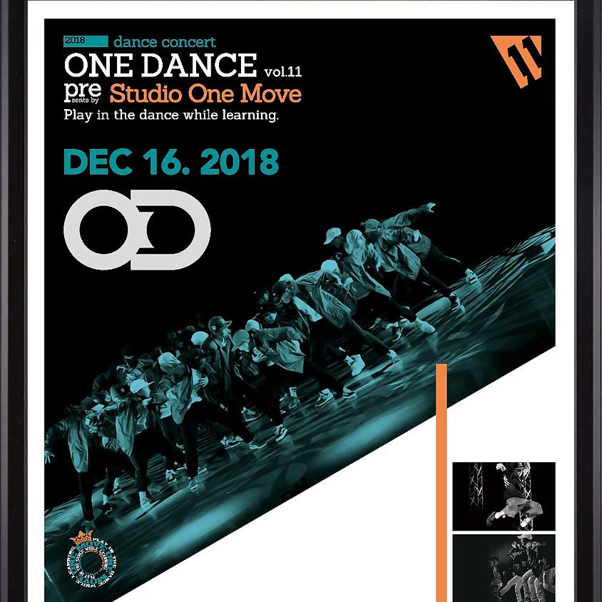 ONE DANCE VOL.11