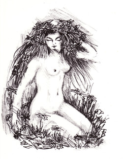 Midsummer Dream - Litograph