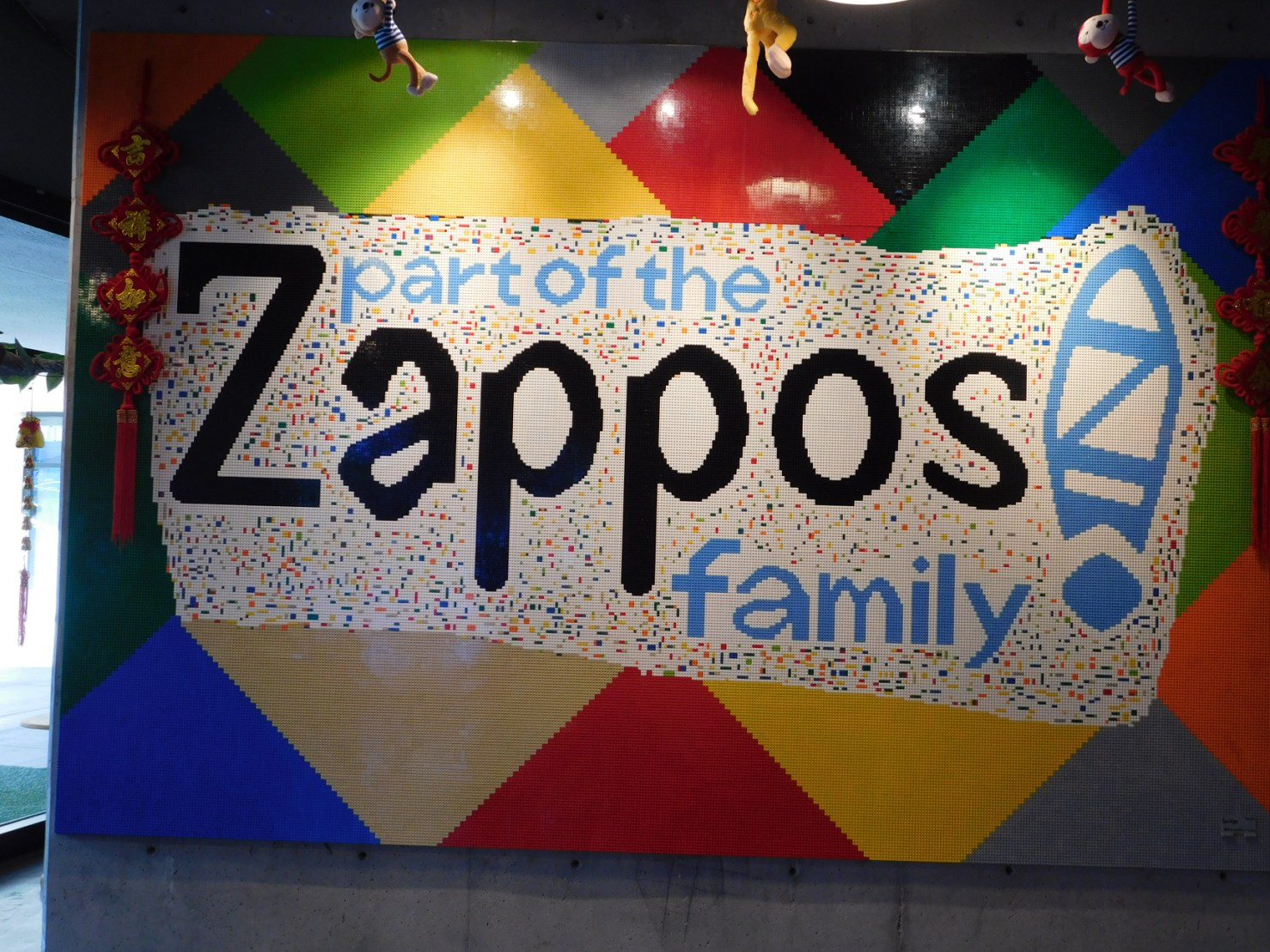 Zapposラスベガス本社見学ツアー