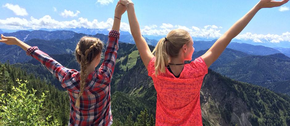A day in the Alps (De/En)