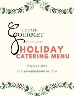 Le Café Gourmet Holiday  Menu.png