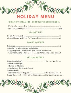Le Café Gourmet Holiday  Menu (1).png