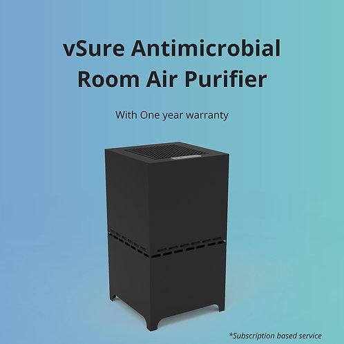 vSure Antimicrobial Room Air Purifier