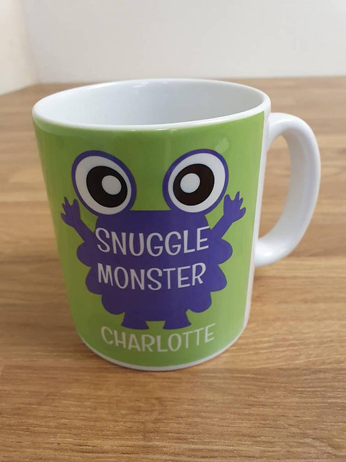 Personalised Snuggle Monster