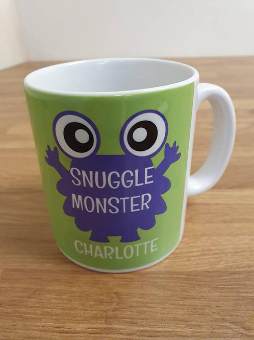 Personalised Snuggle Monster
