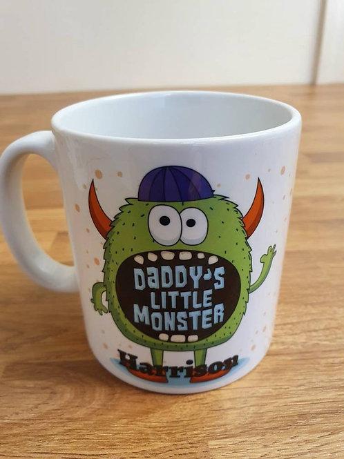 Daddy's Little Monster