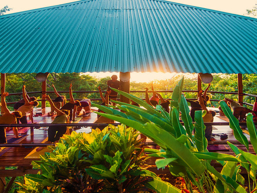 4 Things You'll Experience at a Yoga Retreat in Costa Rica