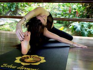 stretch pose yoga