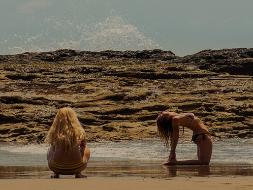 Living Yoga is Living Free