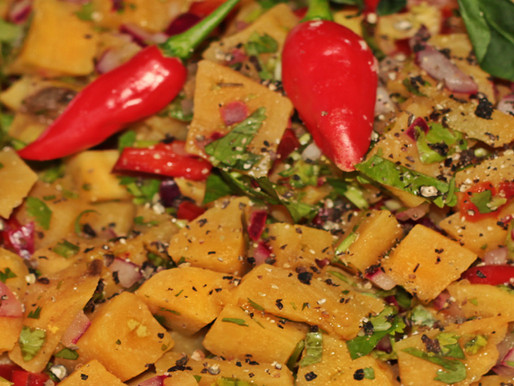 Delicioso Plantain Ceviche Recipe
