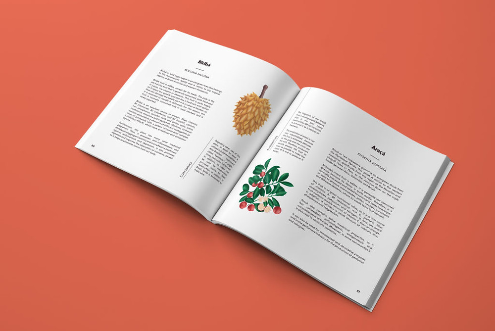 Preview our new Selva Armonia Plant and Recipe Book!