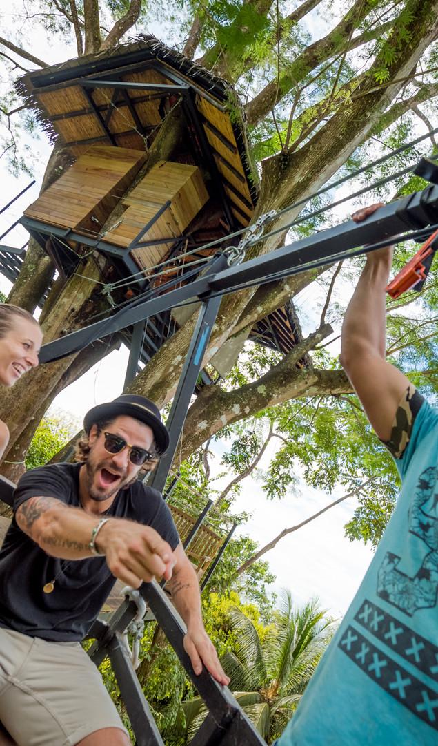 Tree House Tour