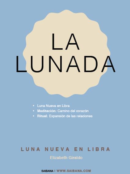 La Lunada: :Luna nueva en Libra, expansión de las relaciones