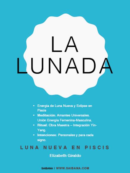 Luna Nueva y Eclipse en Piscis - La Lunada