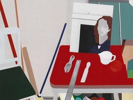 Bob Murdock - life imitating art
