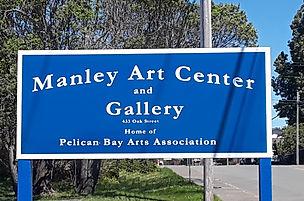 Manley Art Center & Gallery Pelican on Post