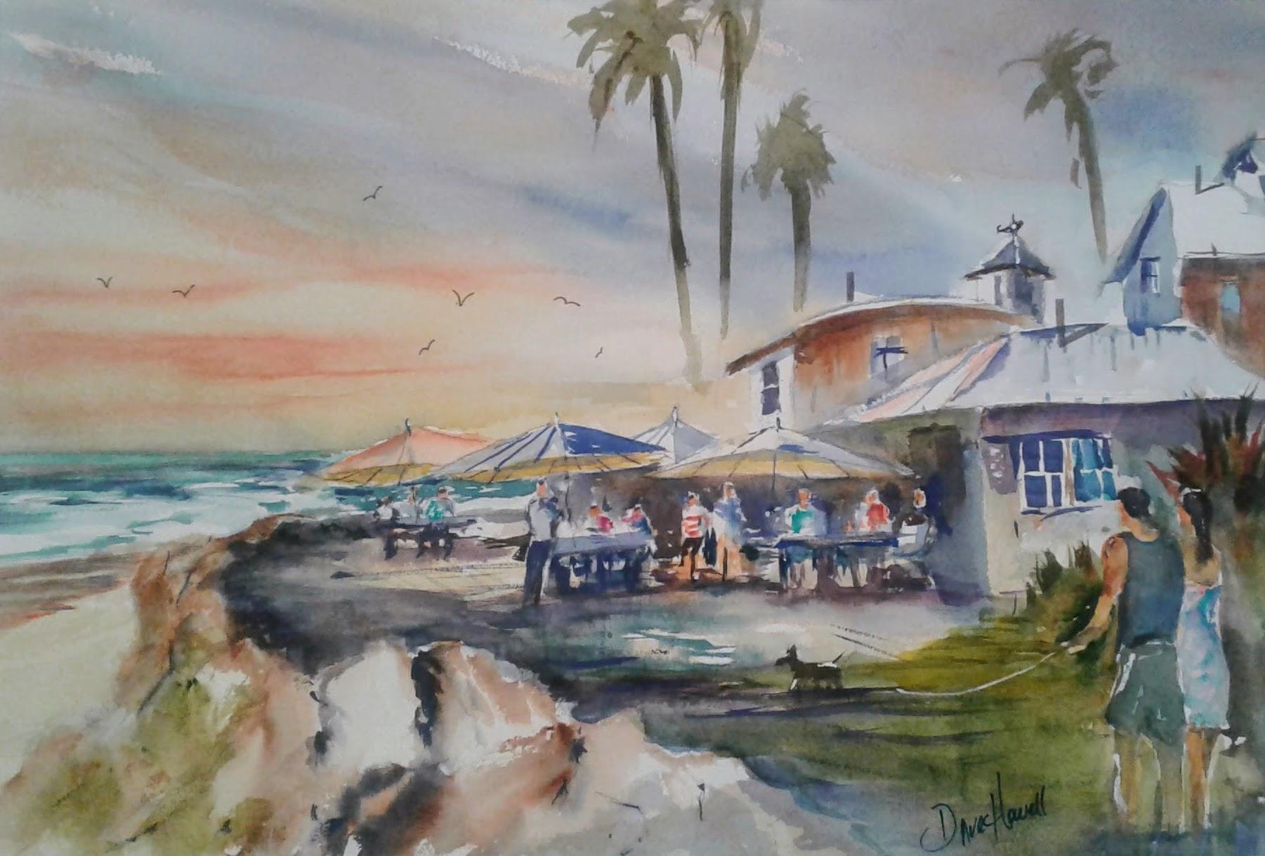 Dining in Del Mar