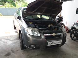 Chevrolet Aveo repair workshop in Ernakulam (2)