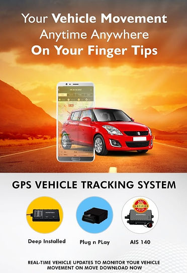 vehicle tracking device fitting in Ernak