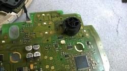 Benz E280 Cabin top control panel repairing (3)