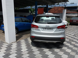 Hyundai Santafe service center in ernakulam (3)
