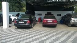 Benz car repair workshop Ernakulam