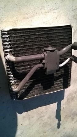 Ford Fiesta AC evaporator replacing (7)
